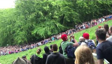 Cheese rolling mayhem comes to Gloucestershire