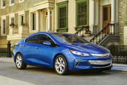 Five things you need to know about the 2017 Chevy Volt