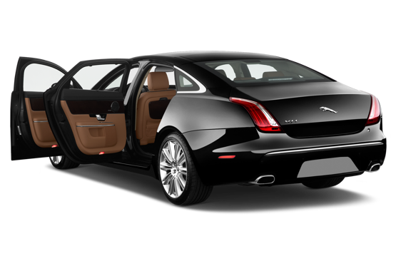 Slide 1 of 25: 2013 Jaguar XJ