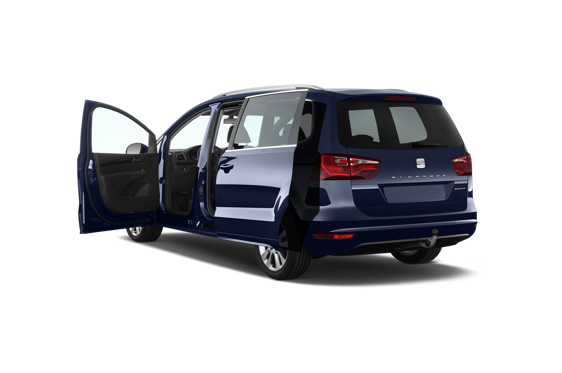 Slide 1 of 25: 2011 SEAT Alhambra