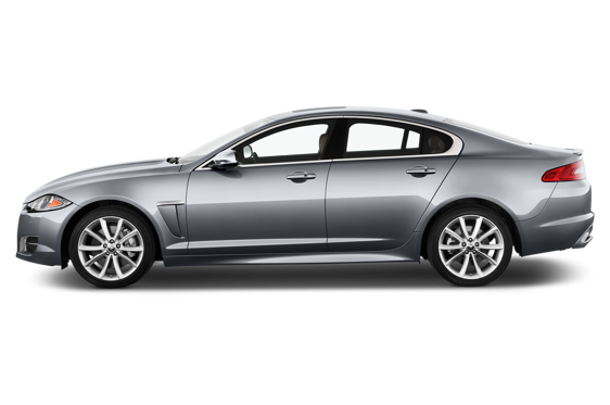 Slide 1 of 25: 2013 Jaguar XF