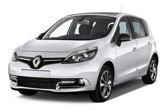 Slide 1 of 14: 2015 Renault Scenic