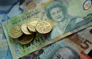 NZD up against major trading partners