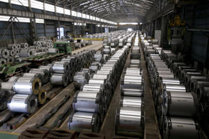 Steel & Tube lead local shares down