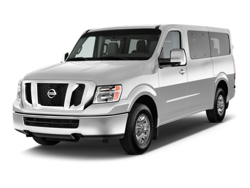 Slide 1 of 12: 2015 Nissan NV Passenger