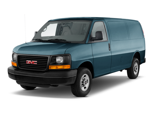 Slide 1 of 21: 2015 GMC Savana Cargo