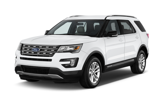 Slide 1 of 14: 2016 Ford Explorer