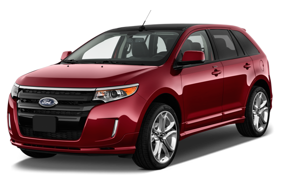 Slide 1 of 14: 2013 Ford Edge