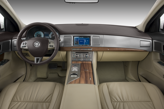 Slide 1 of 24: 2010 Jaguar XF