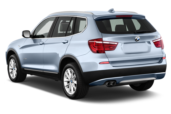 Slide 2 of 14: 2013 BMW X3