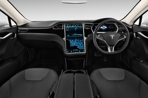 Slide 1 of 11: 2015 Tesla Model S