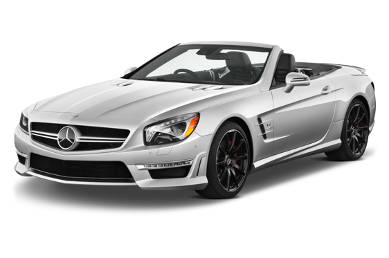 Slide 1 of 14: 2016 Mercedes-Benz SL-class