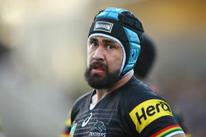 <p>Jamie Soward has been dumped to reserve grade by Panthers NRL coach Anthony Griffin.</p>