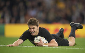 Beauden Barrett has been vocal about his desire to win a Test starting berth, having made 28 of his 36 appearances off the bench, often in a fullback role.