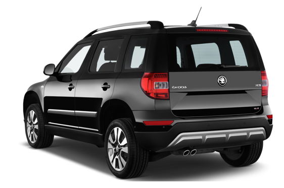 Slide 2 of 14: 2015 Skoda Yeti Outdoor