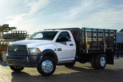 2017  Ram 4500 Chassis Cab