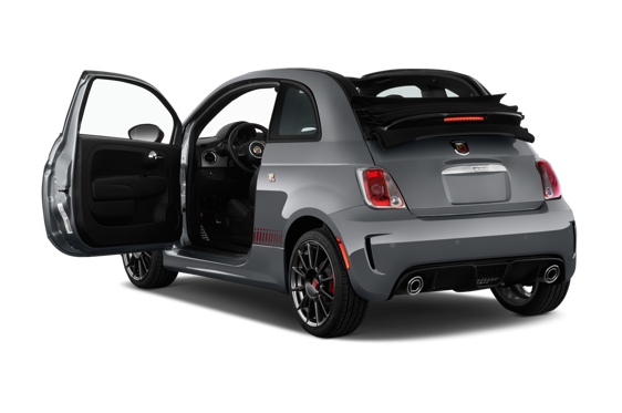 Slide 1 of 24: 2009 Abarth 500