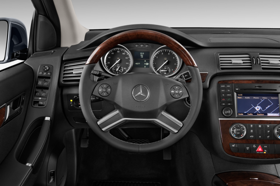Slide 1 of 25: 2012 Mercedes-Benz R-class