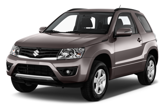 Slide 1 of 14: 2013 Suzuki Grand Vitara