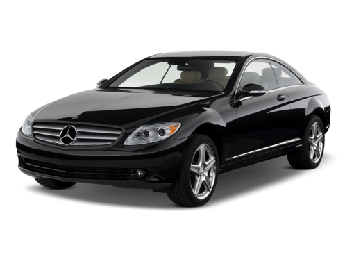 Slide 1 of 14: 2010 Mercedes-Benz CL-Class