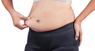 Why you're struggling to lose that last bit of belly fat