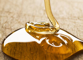 <p>If a recipe calls for corn or simple syrup, use maple syrup or honey instead....