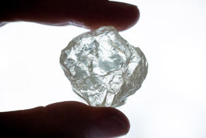 The Foxfire diamond.