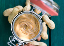 "<p>""Conventional peanut butter is filled with fully or partially hydrogenated oils, which are basically trans fats,"" Smith advises. ""Whether you're making peanut butter cookies or a Thai peanut sauce, use natural peanut butter that contains nothing more than peanuts and salt."" Not sure which jar contain the best nut butter? Check out our exclusive report, <a href=""http://www.eatthis.com/peanut-butter-ranked"">The 36 Top Peanut Butters—Ranked</a>!</p>"