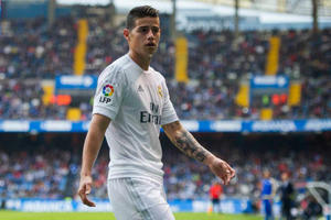 El Real Madrid prepara la final sin James Rodríguez