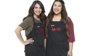 'My Kitchen Rules' winners Tasia and Grazia are among the lucky winners, but even they made sacrifices to participate in the show.