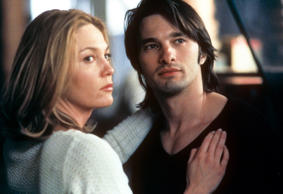 Diane Lane And Olivier Martinez In 'Unfaithful'
