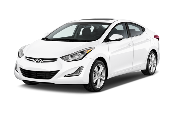 Slide 1 of 14: 2016 Hyundai Elantra