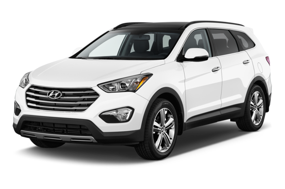 Slide 1 of 14: 2016 Hyundai Santa Fe