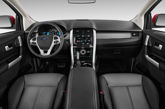 Slide 1 of 11: 2014 Ford Edge
