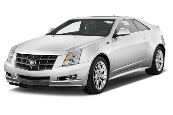 Slide 1 of 14: 2013 Cadillac CTS Coupe