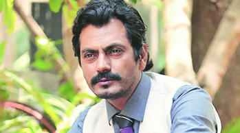 """I would definitely love to do a slap-stick comedy. There is no apprehension from my side. If I get a good script, I will also do a film like that,"" Nawazuddin Siddiqui."