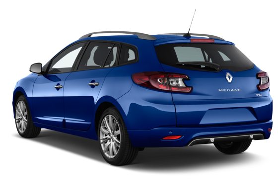 Slide 1 of 25: 2014 Renault Mégane Sport Tourer