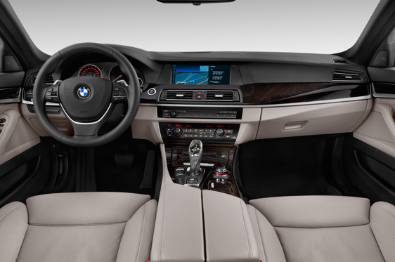 Slide 1 of 25: 2015 BMW 5 Series