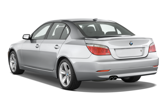 Slide 1 of 23: 2010 BMW 5 Series