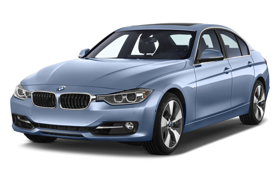 Slide 1 of 14: 2014 BMW 3 Series
