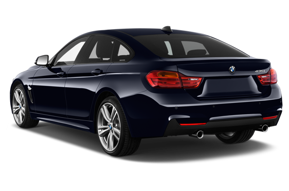Slide 2 of 14: 2015 BMW 4 Series