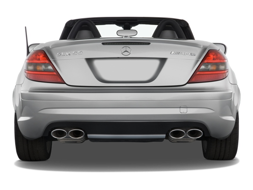 Slide 1 of 24: 2009 Mercedes-Benz SLK-class