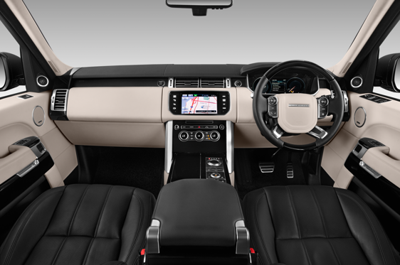 Slide 1 of 11: 2015 Land Rover Range Rover