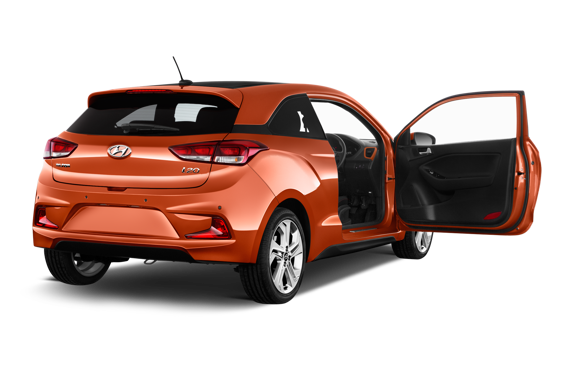 Slide 1 of 25: 2015 Hyundai i20 Coupe