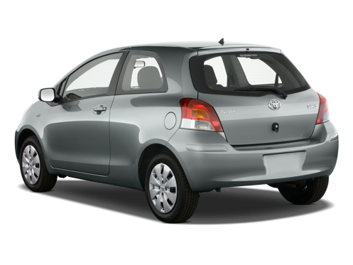 Slide 2 of 14: 2009 Toyota Yaris