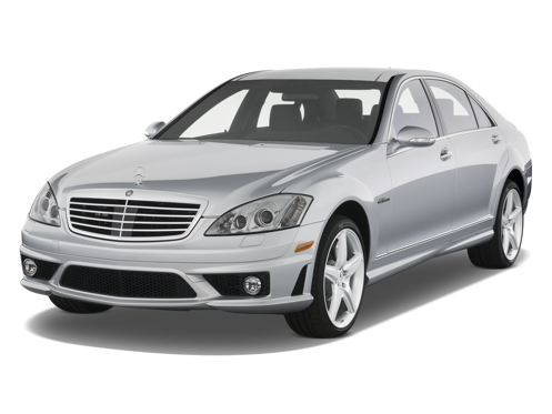 Slide 1 of 14: 2009 Mercedes-Benz S-class