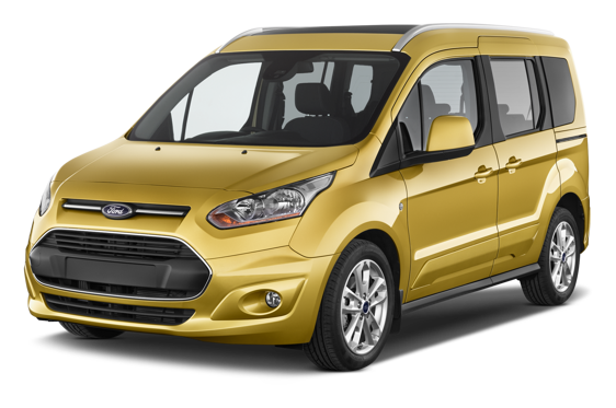 Slide 1 of 14: 2014 Ford Tourneo Connect
