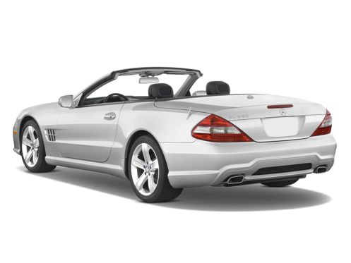 Slide 1 of 23: 2009 Mercedes-Benz SL-class