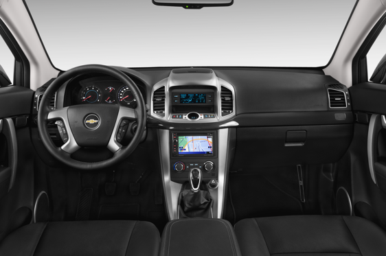 Slide 1 of 11: 2013 Chevrolet Captiva