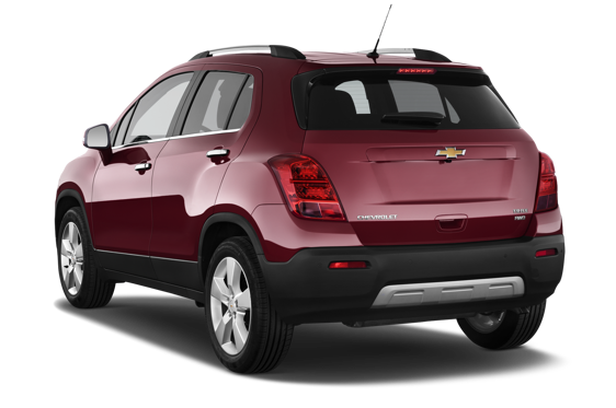 Slide 2 of 14: 2013 Chevrolet TRAX